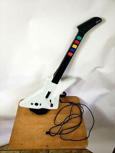 RedOctane X-Plorer Guitar Controller White W/ Strap - Xbox No USB CONNECT