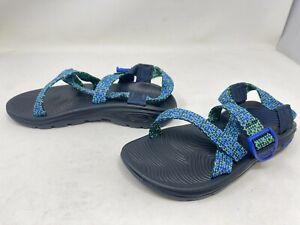 Womens Chaco J107048 Z/Volv Blue/green Sandals (71U)