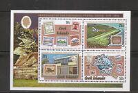 Cook Islands SC # 411a Stamps Of Cook Islands. Souvenir Sheet .MNH