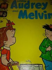 Little Audrey & Melvin Comic #36 Nov 1968, 12 Cents/Good Condition-50+ Years Old