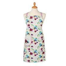 Cooksmart Chatsworth Floral Cotton Apron With Pocket