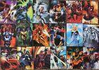 1994 Marvel Annual Universe Master Set-150 Card Base and 18 Card Powerblast Set