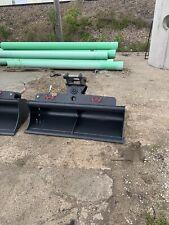 Cat 305 Hydraulic Tilt Bucket