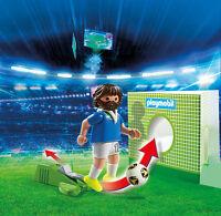 Playmobil - Fußball - Fußballspieler Italien, Neu, 6895