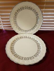 Taylor Smith Taylor Fortune Saladbread Plates