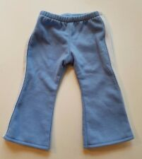 """American Girl 18"""" Doll Blue White Stripe Pants from Track Suit Retired"""