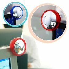 Computer Office Anti-peeping Convex Mirror Display Rearview Rear View Mirrors