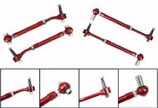 GODSPEED 4PCS FRONT LOWER CONTROL + TENSION ARMS FOR 09-16 HYUNDAI GENESIS COUPE