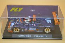 Fly Car Model A41 Joest Porsche Le Mans 1996 Slot Car - BNIB NEVER RUN