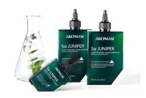 Aromase 5a JUNIPER Scalp Purifying Liquid Shampoo