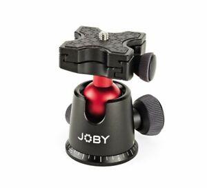 Joby JB01514-BWW BallHead for 5K GorillaPod - Black/Red