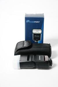 Godox Thinklite TT350O TTL Flash f/Olympus/Panasonic Flashpoint Zoom Mini #437