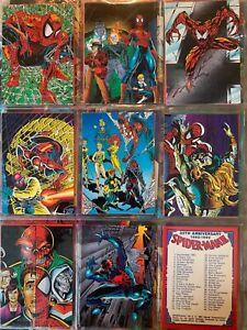 1992 Marvel Spider-Man 30th anniversary cards Set (90) cards