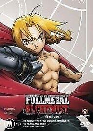 Full Metal Alchemist : Vol 1 The Curse [ DVD + Booklet ] Region 4