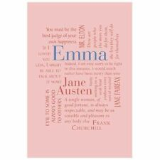 Word Cloud Classics: Emma by Jane Austen