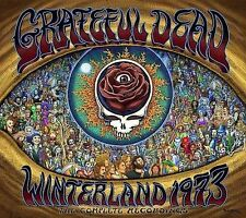 Winterland 1973: The Complete Recordings [Box] by Grateful Dead (CD, Oct-2008, 9