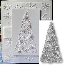 WINTERLAND TREE metal cutting die - MEMORY BOX DIES 98168 Holidays Christmas