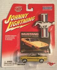 Johnny Lightning 1969 Mustang Shelby GT 350 Convertible