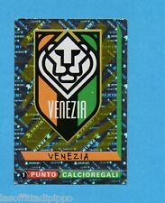 PANINI CALCIATORI 2000- Figurina n.385- SCUDETTO/BADGE - VENEZIA -NEW CON PUNTO