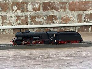 Marklin 37115 BR18.1 Digital Steam Locomotive Mint w/ Display Case