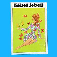 DDR Neues Leben 5/1969 Alain Delon Dagmar Frederic Siegfried Uhlenbrock Junge
