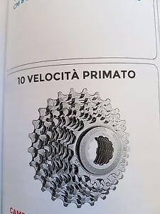 PACCO PIGNONI MICHE CAMPAGNOLO cassetta 10V 12/29