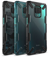 For Xiaomi Redmi Note 9 Pro / Note 9S Case | Ringke [FUSION-X] Shockproof Cover
