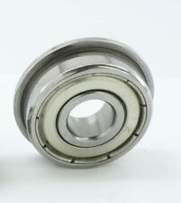 SF6803ZZ Flanged Bearing Shielded Stainless Steel 17x26x5