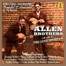 The Allen Brothers - The Allen Brothers and Other Country Brother Acts [CD]