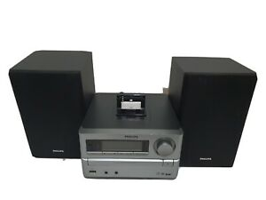 Philips DCB2020 Micro System, Features Include; CD Player, DAB and FM Radio, USB