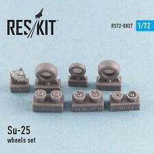 Reskit - 72-0037 - Sukhoi Su-25 (wheels set) - 1:72
