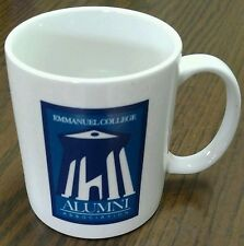 •Emmanuel College Alumni Ceramic Mug 10 Oz Graduation Gift Coffee Tea Cup Alumna