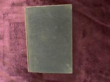 The Conquest of Peru by William H. Prescott  antique hardcover book