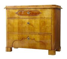 Birch Victorian Antique Chests of Drawers