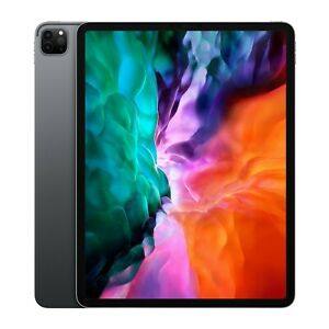 Apple iPad Pro (2020) 256GB, WiFi, 32,76 cm (12,9 Zoll) - Space Grau MXAT2FD/A