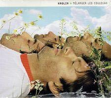 CD - KAOLIN - Melanger les couleurs