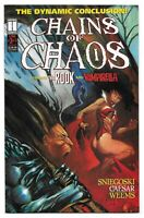 1995 Chains of Chaos Comic #3 from Harris Comics Comics The Rook Vampirella
