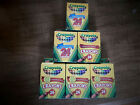 Crayola Crayons 6 Packs 4 New 2 Gently Used Kids Crafts Diy Candlemaking Upcycle