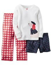 MSD Original Carter's Cotton Jersey Pajama Set (Dog)