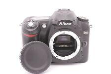 Nikon D50 6.1 MP Digital SLR Camera - Black (Body Only)