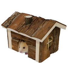 Rosewood Boredom Breaker Activity Forest Cabin Small Animal Toy 19365