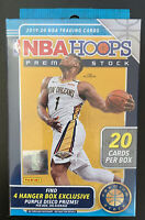 Factory Sealed 2019-20 Panini NBA Hoops Premium Stock Hanger Box BRAND NEW