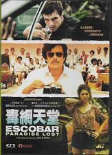 Escobar Paradise Lost DVD Benicio Del Toro Josh Hutcherson NEW Eng Sub R3