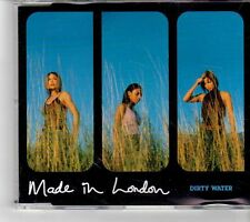 (FM238) Made In London, Dirty Water - 2000 CD
