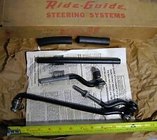 Mercury Ride Guide Outboard Boat Motor Dual Front Steering Attaching Kit 66741A3