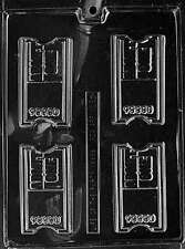 Movie Theater Tickets Chocolate Mold - M125