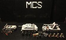 Lego Custom WW2 German Stug 3, SdKfz 250 W/Flak 36 (88), Kubelwagon & Much More!