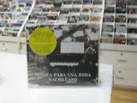 Nacho Cano CD Single Spanisch Musica Für Eins Hochzeit 2004