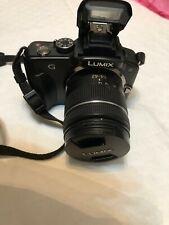 LUMIX DMC-G3K 16.0MP Digital Camera-Black(14-42mm Lens & G X Vario 45-175mm)