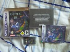 R-Type III The third Lightning Gameboy Advance / GBA